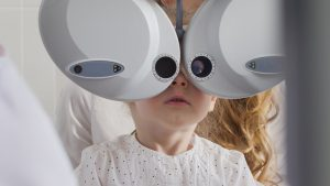 Vision-Based Learning Problems in Children